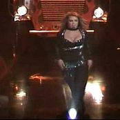 Britney Spears Black Latex Live Toronto Bootleg Video