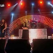 Sugababes Push the button Live CDUK 030718 avi