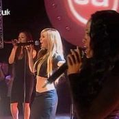 Sugababes Push The Button Live CDUK Video