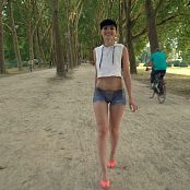 Jeny Smith Bodypaint In Public HD Video 210718 mp4