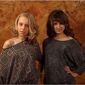 TeenModelingTV Yuliya & Anastasia Print Mini Picture Set