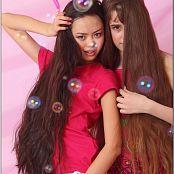 TeenModelingTV Yuliya Sasha Bubbles 1822