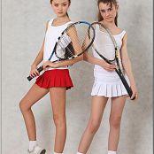 TeenModelingTV Yuliya Sasha Tennis 2070