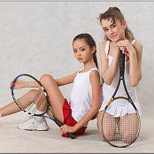 TeenModelingTV Yuliya Sasha Tennis 2074