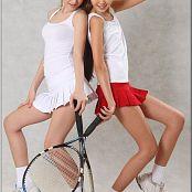 TeenModelingTV Yuliya Sasha Tennis 2122