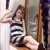 TeenModelingTV Yuliya Sparkle Mini 2148