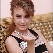 TeenModelingTV Yuliya Sparkle Mini 2212