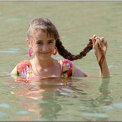 TeenModelingTV Yuliya Waterdress 2281