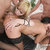 Kira Roller Nicole Black Anal Battle With Balls Deep Anal GIO686 HD Video 260718 mp4