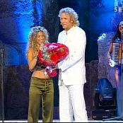 Shakira La Tortura Live Wetten Dass Video