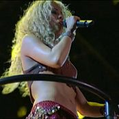 Shakira Medley Live Rotterdam 2003 Video