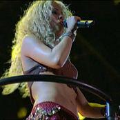 Shakira Medley Live Rotterdam 2003 Video