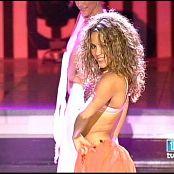 Shakira Hips Dont Lie Live Video