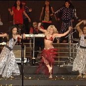 Shakira Waka Waka Live New Years Eve Jiangsu TV 240718 ts