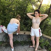 Mashas Models Alice & Sarah Picnic Picture Set 001