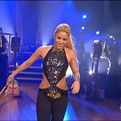Shakira Did It Again Live DWTS 2009 HD Video