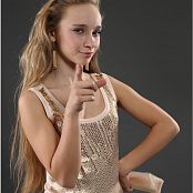 TeenModelingTV Alice Gold Sequins 0181