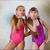 TeenModelingTV Khloe Mix Swimsuit Picture Set