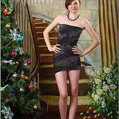 TeenModelingTV Bella Christmas 2013 1200