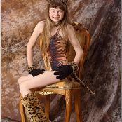 TeenModelingTV Bella Leopard 1952