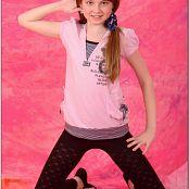 TeenModelingTV Bella Pink tee 2293