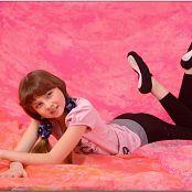TeenModelingTV Bella Pink tee 2302