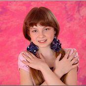 TeenModelingTV Bella Pink tee 2322