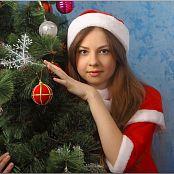 TeenModelingTV Bella Santa dress 2637