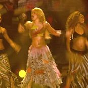 Shakira Africa Live Paris 2011 HD Video