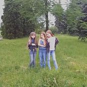 Fashion Land Daria with friends at a photoshoot video 300318 mp4