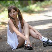 TeenModelingTV Bella White mini 3388