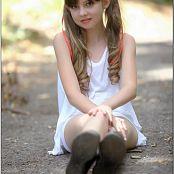 TeenModelingTV Bella White mini 3389