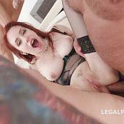 Anna de Ville Gets Balls Deep DAP TP TAP Big Gapes Swallow GIO734 HD Video 120818 mp4