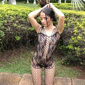 Clarina Ospina Black Mesh Bodysuit TCG 4K UHD Video 006 120818 mp4