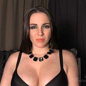 Goddess Alexandra Snow Smoking Seduction HD Video 120818 mp4