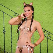 Poli Molina Wild Kitty Costume TCG Set 005 010