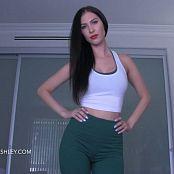 Princess Ashley Yoga Pants CEI HD Video