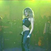 Shakira La Tortura Live at TelefeSpecial110705 240718 wmv
