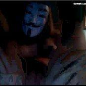 Amateur Girl Zunechan Anon Mask Bate Video