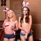 MarvelCharm Jess & Ariana Double Troule Picture Set