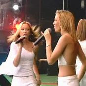 Atomic Kitten Whole Again Party In The Park 08 07 2001 240718 vob