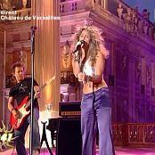 Shakira La Tortura Live ParisChateaudeVersaillesMegashow2005 240718 mpeg