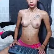 Gema Topless Custom Camshow Video 002