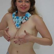 Fiona Model Striptease HD Video 130