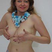 Fiona Model Striptease HD Video 130