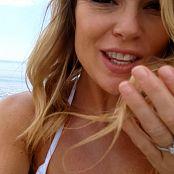 Madden White Bikini POV HD Video