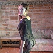 Azly Perez Black Bodysuit TCG 4K UHD & HD Video 005