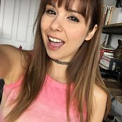Ariel Rebel Cropped Top Picture Set