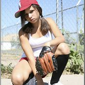 TeenModelingTV Mariah Baseball Picture Set