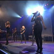 Sugababes Hole In The Head Live V Festival 2008 Video